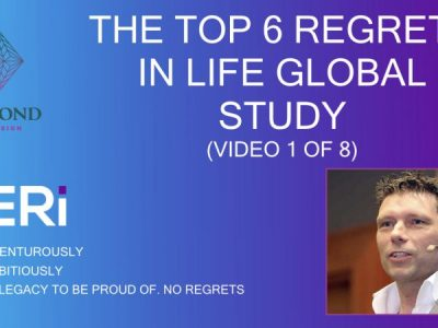 The Top 6 Regrets in Life Global Study